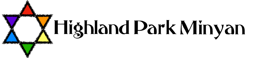 Highland Park Minyan Logo